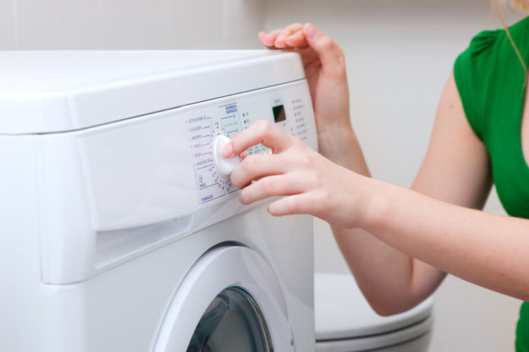 Bedste Zanussi vaskemaskine