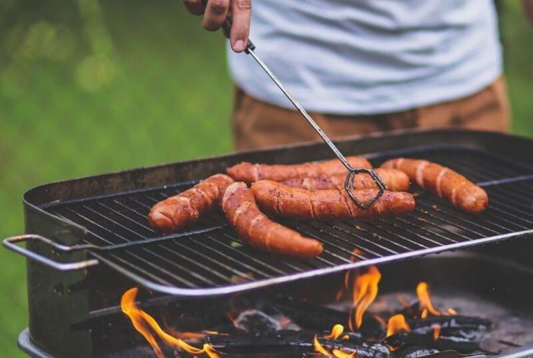 Mest transportabel grill for pengene