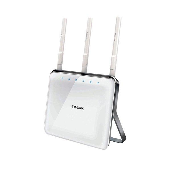 TP-Link Archer C9 Dual-Band Gigabit trådløs router